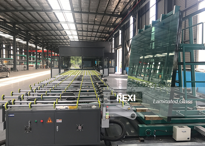China Laminated Glass S1-2  增加